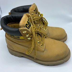 CAT Work Boots - Size 7 - Walking Machines